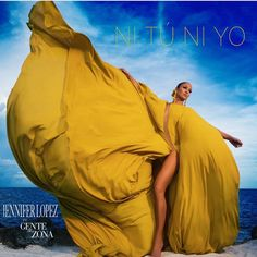 Breathtaking: Jennifer Lopez has a new single coming out and she's giving it her all. On Thursday the art work for her new single Ni Tu Ni Yo was released and she looked like a Vogue model Michael Costello, Liam Neeson, Mixtape, Zumba Songs, Pop Music, Album Covers, Music Covers, Rihanna, My Idol