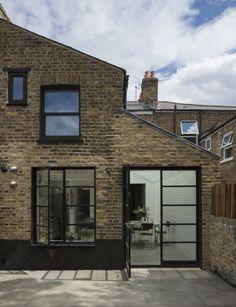 ʻDon't Move, Improve!' - Home Extension Third Prize - RAW House - Peckham, London - Mustard Architects - ©Tim Crocker