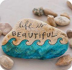 ArtRocks: Inspired Stones in Onanole!