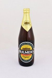 Bulmers...delish plain and simple...can't get it in the US but Magners is Almost exactly the same