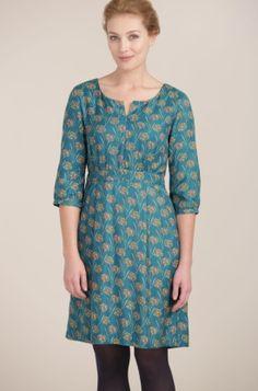 Halvasso Dress  seasalt cornwall