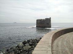 Castillo de San Cristóbal en Las Palmas de Gran Canaria, Canarias