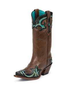 Tony Lama Women's Saddle Cassidy Cowgirl Boot  http://www.countryoutfitter.com/products/52501-womens-saddle-cassidy-boot