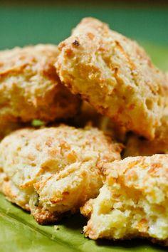 Une version salée et miniature du scone classique, les mini-scones à la carotte et au romarin sont idéal pour un apéritif ou lors d'un brunch.