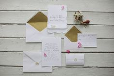 There isn't a single image sitting in this gorgeous gallery from Valerie Busque Photography that I simply don't adore. With gorgeous florals from Élysée Fleurs , stunning sta. Wedding Flower Decorations, Wedding Flowers, Barn Wedding Inspiration, Marie, Wedding Photos, Wedding Invitations, Gift Wrapping, Place Card Holders, Romantic