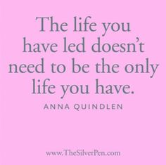 The life you have led...