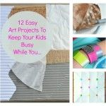 Make - Make art projects, DIY, recipes, mostly easy, all very cool Art For Kids, Crafts For Kids, Easy Art Projects, Art Club, Business For Kids, Simple Art, Make Art, Creative Kids, Fun Stuff