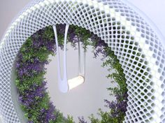 Hydroponic Wheel Garden «  Adafruit Industries – Makers, hackers, artists, designers and engineers!