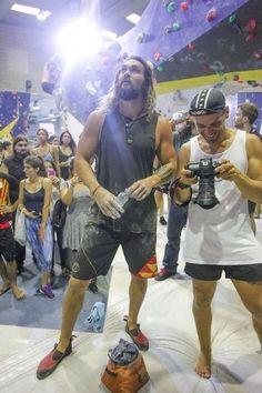 Jason Momoa Photos - 'Game of Thrones' actor Jason Momoa enjoys extreme sports…