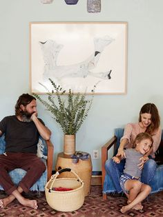 boho family. kinfolk-california-dreaming-001