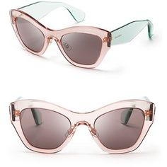 2ec46b55e1 Shop the latest see through sunglasses on the world s largest fashion site.