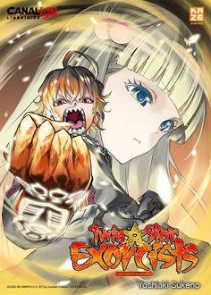 Kazé Manga vous offre des ex libris de Twin Star Exorcists !, 05 Mai 2015 - Manga news