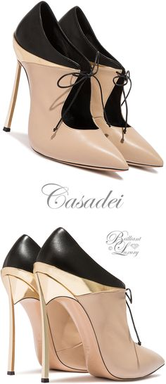 Brilliant Luxury ♦ Casadei 'Blade' FW 2016