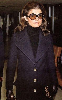 Jackie Kennedy,  Yves Saint Laurent,
