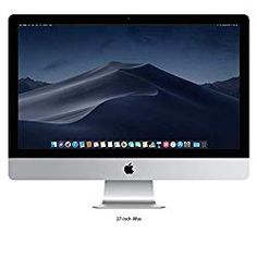 Apple iMac 27″ Desktop with Retina 5K Display – 4.2GHz Quad-core Intel Core 7th-gen i7, 3TB Fusion Drive, 64GB 2400MHz DDR4 SDRAM, Radeon Pro 575 with 4GB Video Memory, macOS, (Mid 2017)