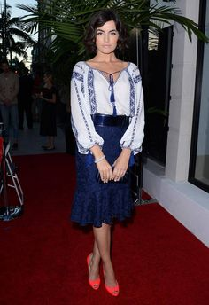 Camilla Belle Camilla Belle, Estilo Folk, Romanian Wedding, Folk Fashion, Womens Fashion, Embroidery Fashion, Peasant Blouse, Dress To Impress, Lace Skirt