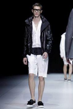 Andrea Pompilio Menswear Spring Summer 2014 Milan via http://nwf.sh/11EUzFs
