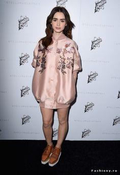 Принцесса Голливуда: Лили Коллинз