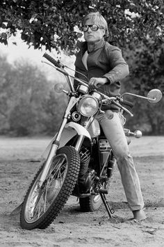 wah-pah:  Robert Redford by Terry O'Neill