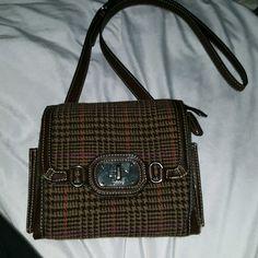 Brand new cross shoulder bag Numerous compartments Chaps Bags Shoulder Bags
