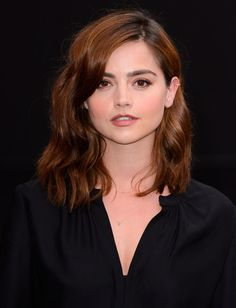 Jenna Coleman on playing the young Queen Victoria in ITV's Victoria