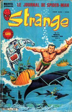 Couverture de Strange -165- Strange 165