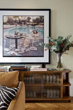The Art Deco inspired home of Sofia Wallenstam
