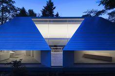 Forest Bath | Karuizawa, Japan | Kyoko Ikuta  Ozeki Architects | photo by Tomohiro Sakashita