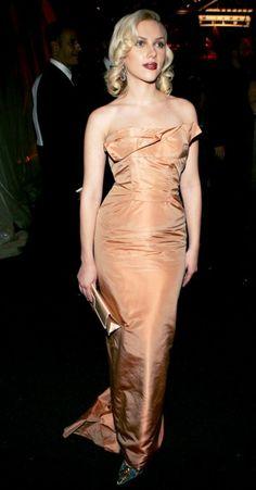 Photos: Slide Show: Scarlett Johansson's Style Through the Years   Vanity Fair