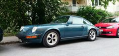 petrol blue porsche - Google Search