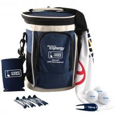 Promotional Products - Promotional Items - Golf Cooler Kit w/ Wilson Staff Duo Golf Balls