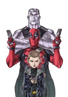 Deadpool by Lysergic44.deviantart.com on @DeviantArt