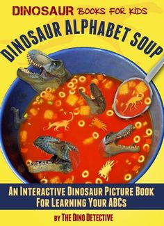 Let these amazing dinosaurs help you to learn your alphabet in a fun and exciting way in this ebook! For more information visit: http://booksbybarry.info/