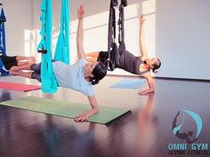 @Andrea Celeste moved to Mexico and is going to grow her yoga swing studio business.