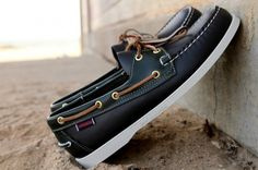 My most favorite colorway! Sebago SS 2012 Collection