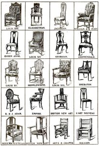 Styles Of Chairs 2 This Will Take You To A Larger Image As French Furniturepainted Furnitureclic Furnitureantique