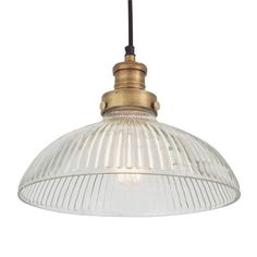 Above dressing table: Brooklyn Antique Ribbed Prismatic Glass Retro Pendant Light - 12 inch Ceiling Lights Uk, Industrial Ceiling Lights, Ceiling Lamp, Ceiling Lighting, Ceiling Pendant, Wall Lights, Glass Light Shades, Glass Pendant Light, Pendant Lighting
