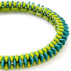 Hilltop Promenade Bangle | Fusion Beads Inspiration Gallery