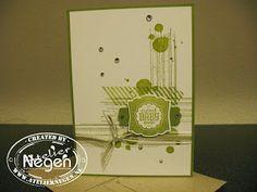 Stampin' Up! Gorgeous Grunge stamp set...By Atelier Negen