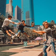LUCAS&MARCUS DOBRE and JAKE PAUL