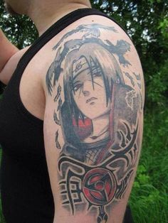 Naruto Tattoo designs for Men and Women: 30 Tattoos