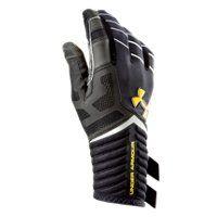 Men's Under Armour Alter Ego Batman Highlight Football Gloves