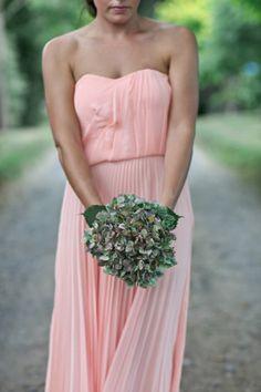 Love this dress! #bridesmaid