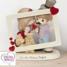 Your Picture Perfect Valentine's Day Gift Inspire your sweetheart with fond memories about the wonderful feeling of being in love this Valentine's Day. Valentine's Day Quotes, Gift Quotes, Valentines Day History, Valentine Day Crafts, Kids Valentines, Precious Moments Coloring Pages, Precious Moments Figurines, Pin On, Valentines Day Decorations