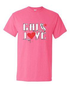 Cali Love California Republic Fashion T-Shirt
