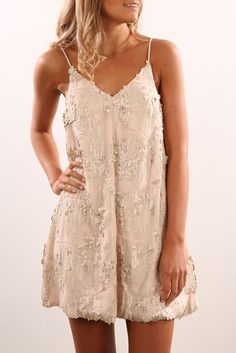 Into The Wild Dress Nude