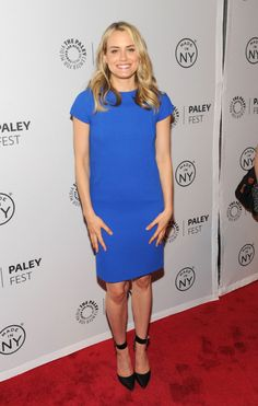 Fabulously Spotted: Taylor Schilling Wearing Michael Kors - 'Orange Is The New Black' - 2013 PaleyFest: Made In New York - http://www.becauseiamfabulous.com/2013/10/taylor-schilling-wearing-michael-kors-orange-is-the-new-black-2013-paleyfest-made-in-new-york/