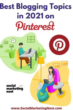 Pinterest is one of the best sources of free (organic) traffic for a lot of blogging niches. If you still didn't found the power of Pinterest, it is time to consider your internet marketing strategy by adding Pinterest as a powerful marketing channel for your blog! But is this valid for all blogging niches in 2021? Keep reading to see what are the best blogging niches which have the best potential to drive additional traffic, if they use Pinterest marketing. #Blogging #BlogPostsIdeas #Blog