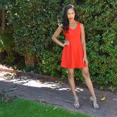 #fabfound 4th of July dress