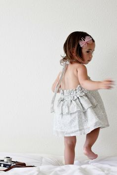 toddler photography // blurry on purpose